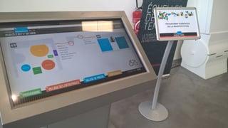 Plan interactif de la SemaineEcoMed