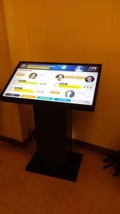 Programme interactif du Technion Connected World